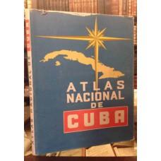 Atlas National de Cuba. En el decimo aniversario de la Revolution. Национальный атлас Кубы. Антикварное издание