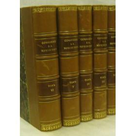 Жуковский В. А. Сочинения. В 6- ти томах. Антикварное издание