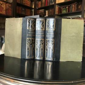 Верман Карл. История искусства всех времен и народов в трех томах. Полный комплект