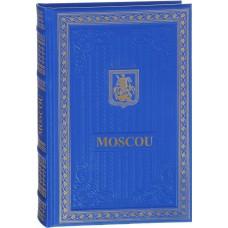 """Книга """"Москва"""" на французском языке"""