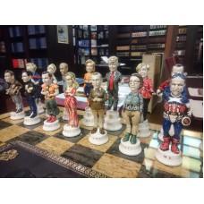 Коллекционные Шахматы «Новая эпоха»